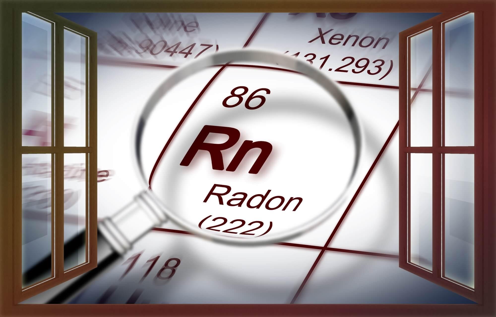 בדיקת גז ראדון