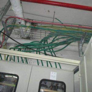 ליקוי בטיחות ארון חשמל