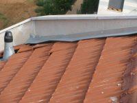 ליקוי בניה בגגות